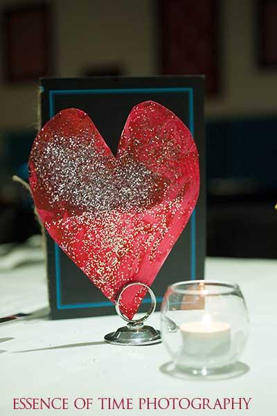 GLAM2012 heart
